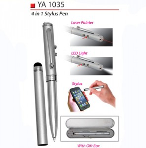 4 in 1 stylus pen YA1035