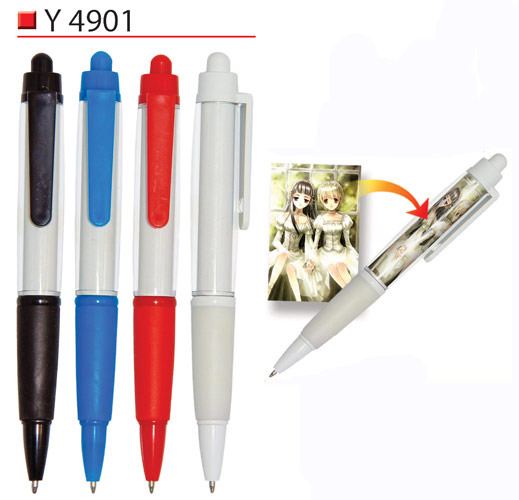 Advertising Plastic Pen Y4901