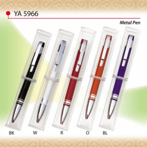 metal pen with box YA5966