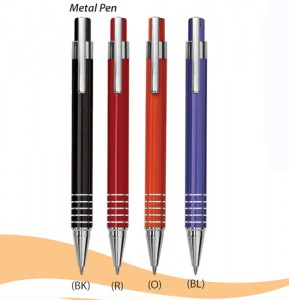 metal ball pen Y4966