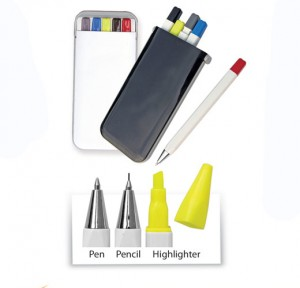 pen set with pencil Y1722