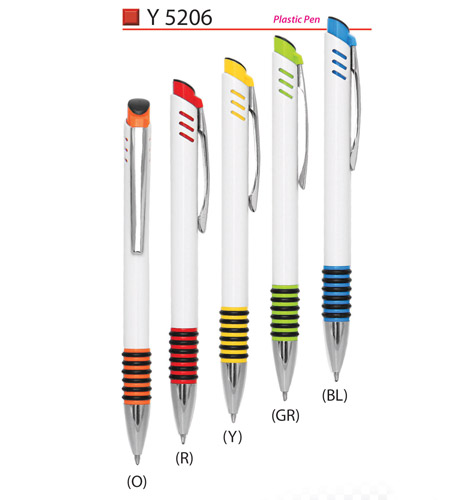 Plastic Pen Y5206