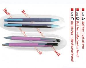 plastic pen set Y1017-T