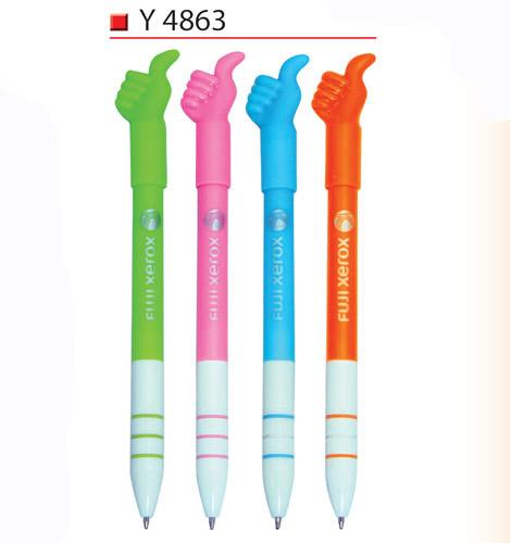 Plastic Pen Y4863